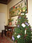 Fattoria del Colle albero di Natale dell'agriturismo.JPG
