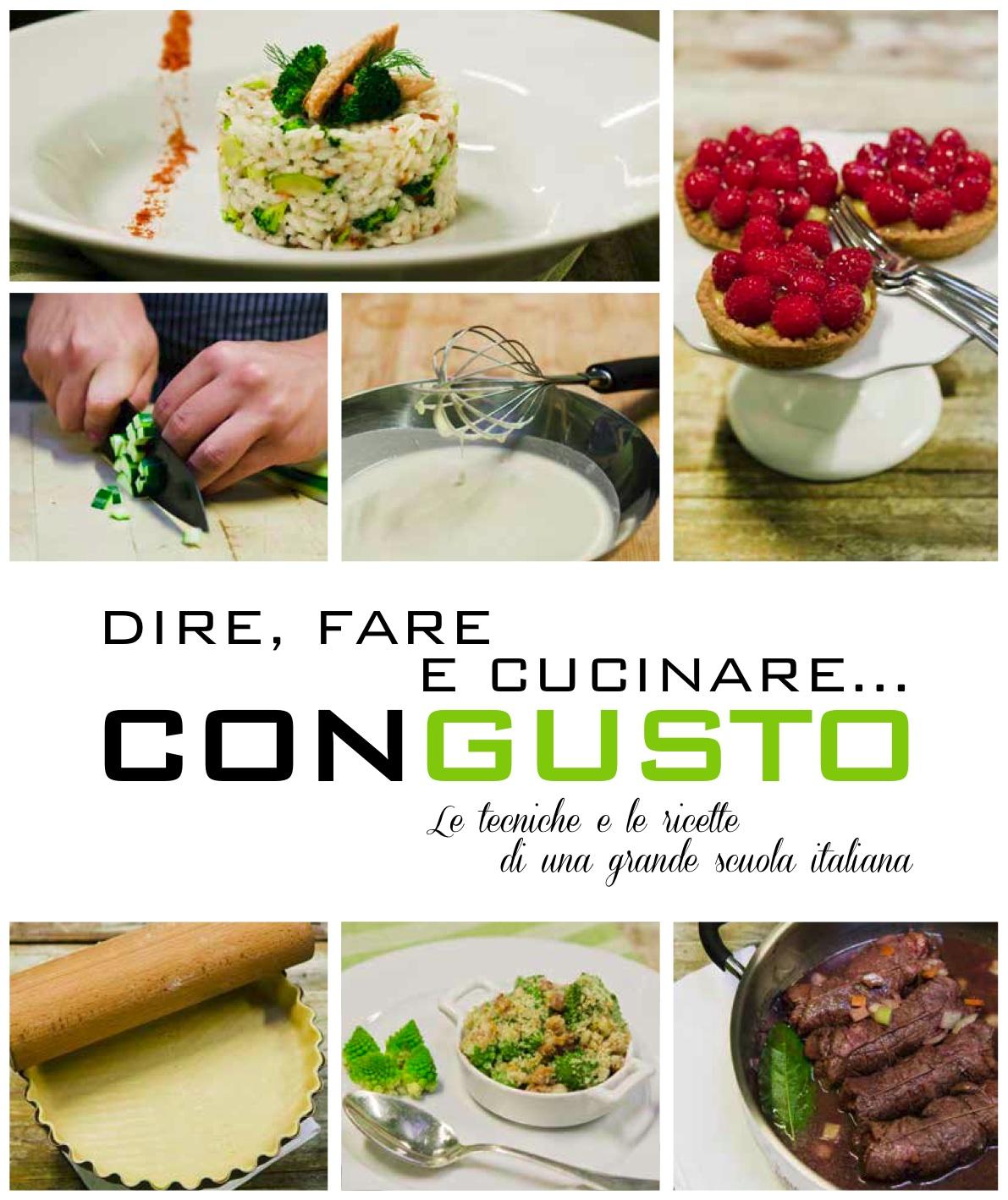 Da Congusto tante idee regalo per Natale: i corsi di cucina, i libri ...