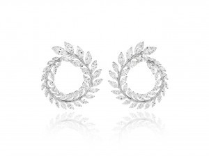Chopard earrings from the Green Carpet Collection 849537-1001
