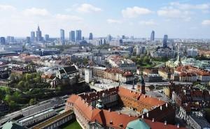 panorama_Varsavia