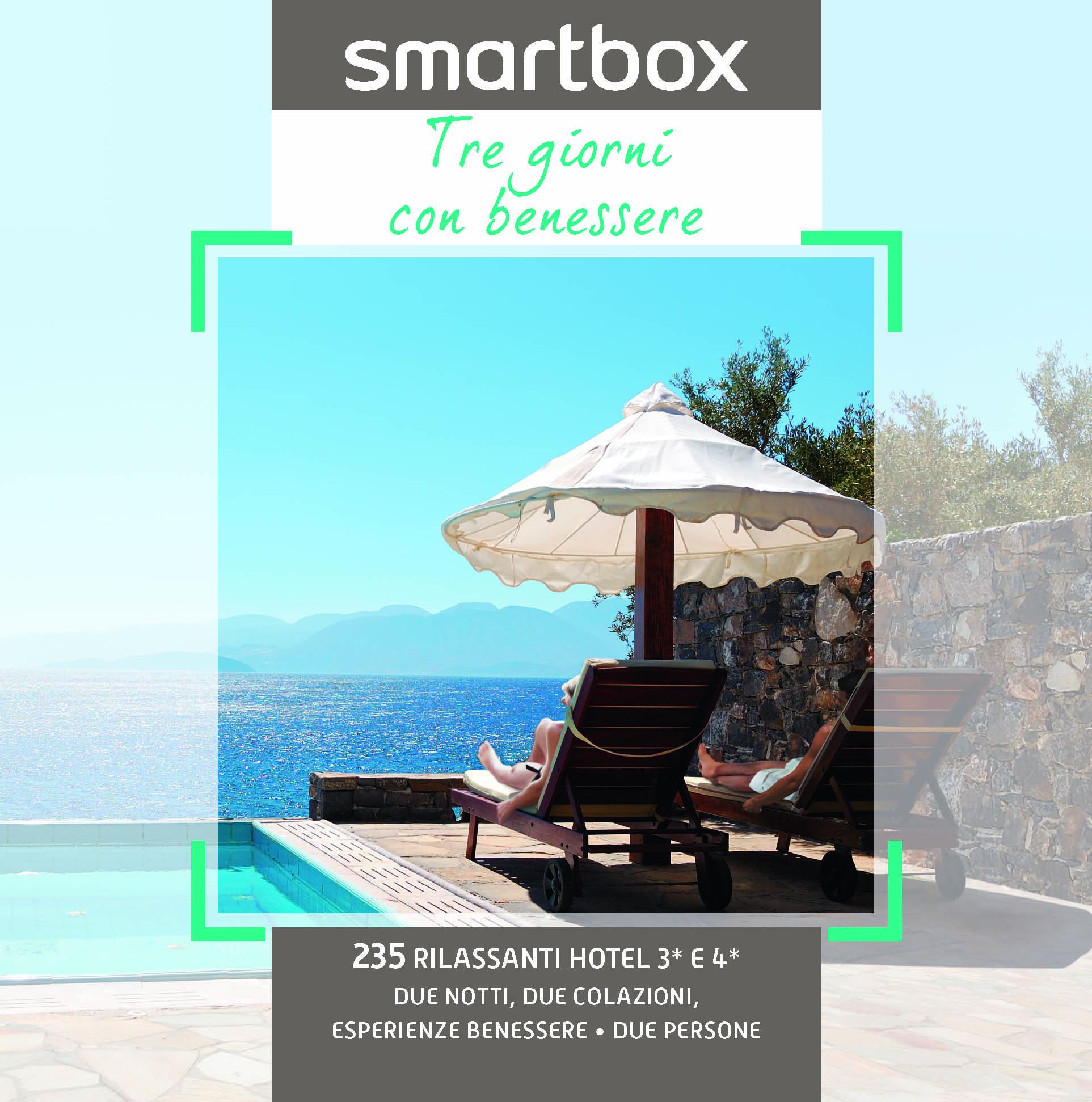 Le novità Smartbox® sono IllimitateLe novità Smartbox® sono ...