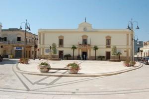 Villa Castelli-municipio