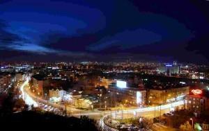 Bulgaria Plovdiv_di notte
