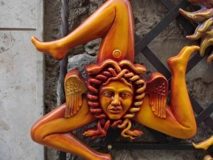 il simbolo della Sicilia