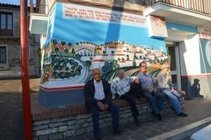 i murales di montegiordano