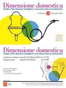 Fondazione Achille Castiglioni | Dimensione Domestica