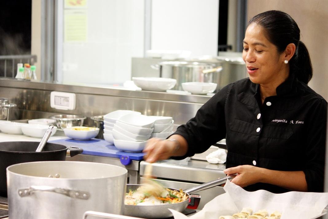 Margarita for s di casa artusi filippine miglior chef for Miglior modello di casa