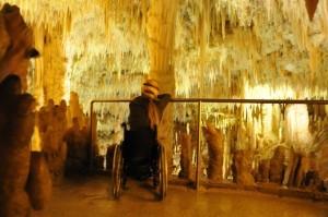 Grotte di Castellana-percorso disabili