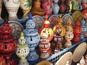 artigianato di Djerba