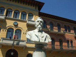 Busto Antonio Carpenè a Conegliano