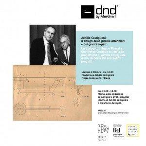 Fondazione Achille Castiglioni | Dnd by Martinelli