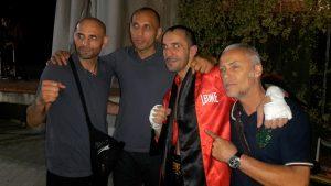 3 boxeur fratelli Mustafà