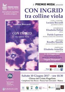 """Presentazione del libro """"Con Ingrid tra colline viola"""""""