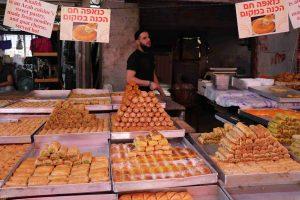 Il Mercato Mahane Yehuda