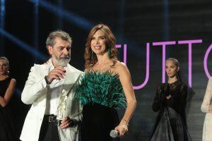 Michele Miglionico e Veronica Maya