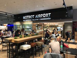 Autogrill arricchisce l'offerta gastronomica all'aeroporto di Francoforte con Bistrot
