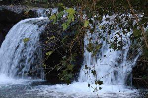 le cascate di Monte Gelato (2)