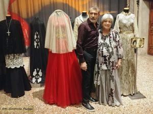 Michele Miglionico e Luciana Boccardi