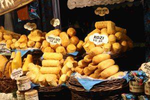 il formaggio pecorino affumicato oscypek