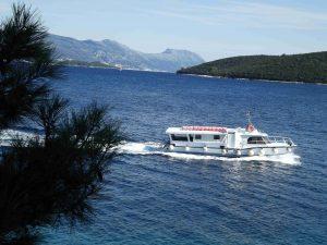 Korčula scorci di panorama marino (2)