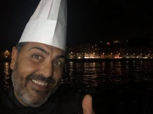 chef Daniele Unione