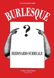 Cover Burlesque - Dizionario Surreale