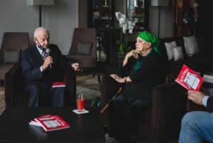 Luciana Boccardi e Arrigo Cipriani ph. Marta Formentello