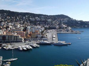 il porto di Nizza